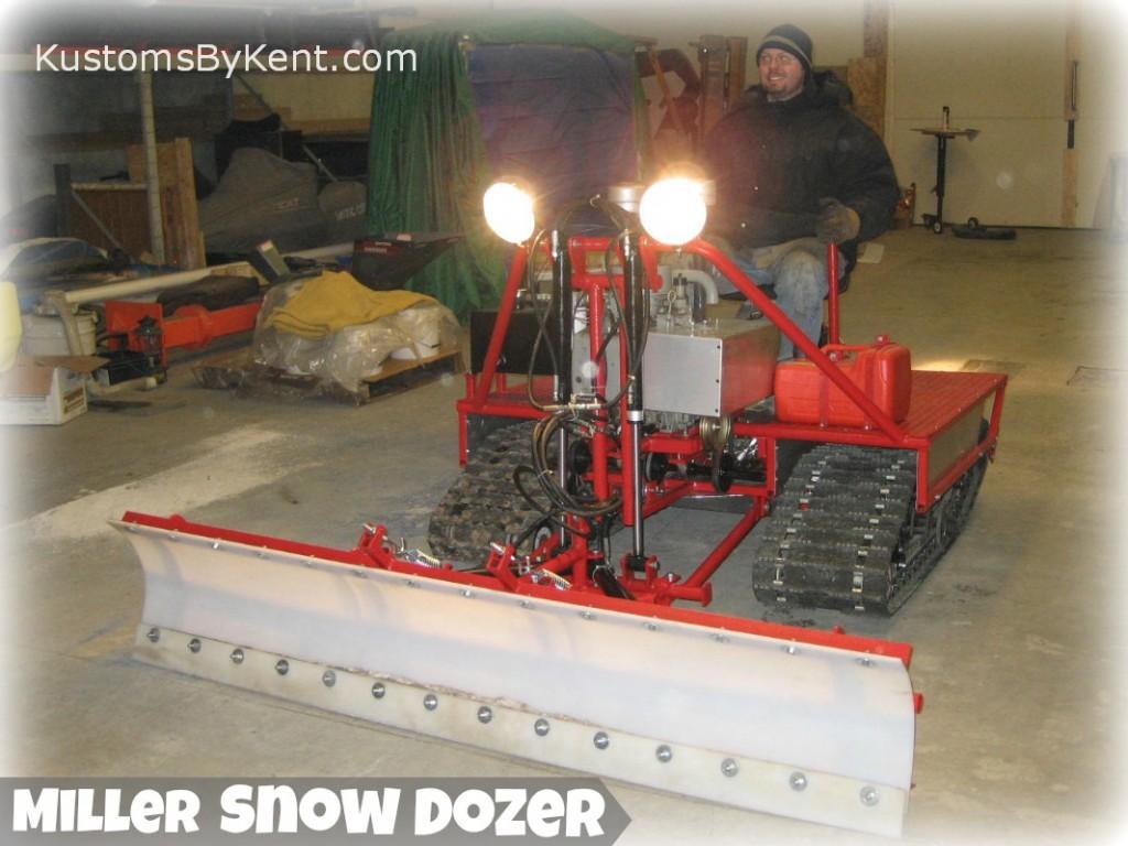 Miller Snow Dozer