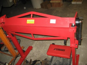 folding brake