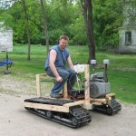 Proof of concept for Miller Snow Dozer