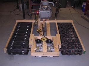 Suspension Proto Type