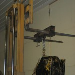 Forklift Quick Tach