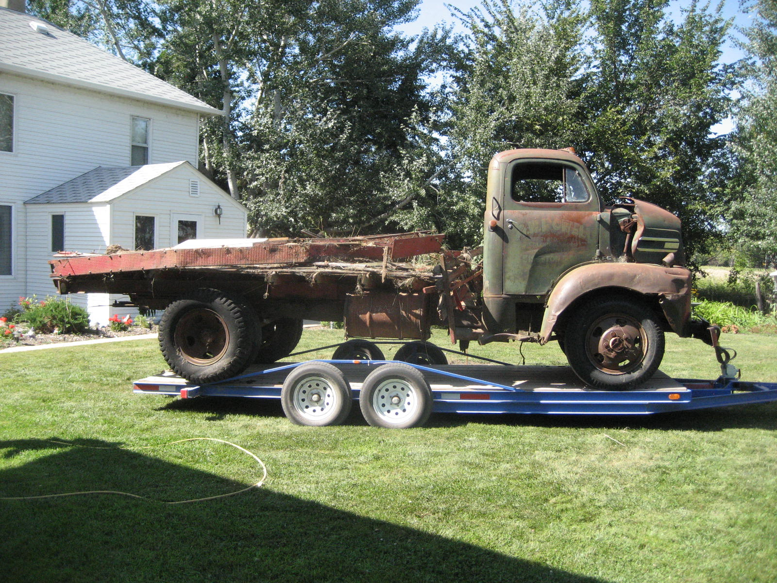 Ford F6 Coe Truck Sold Kustoms By Kent