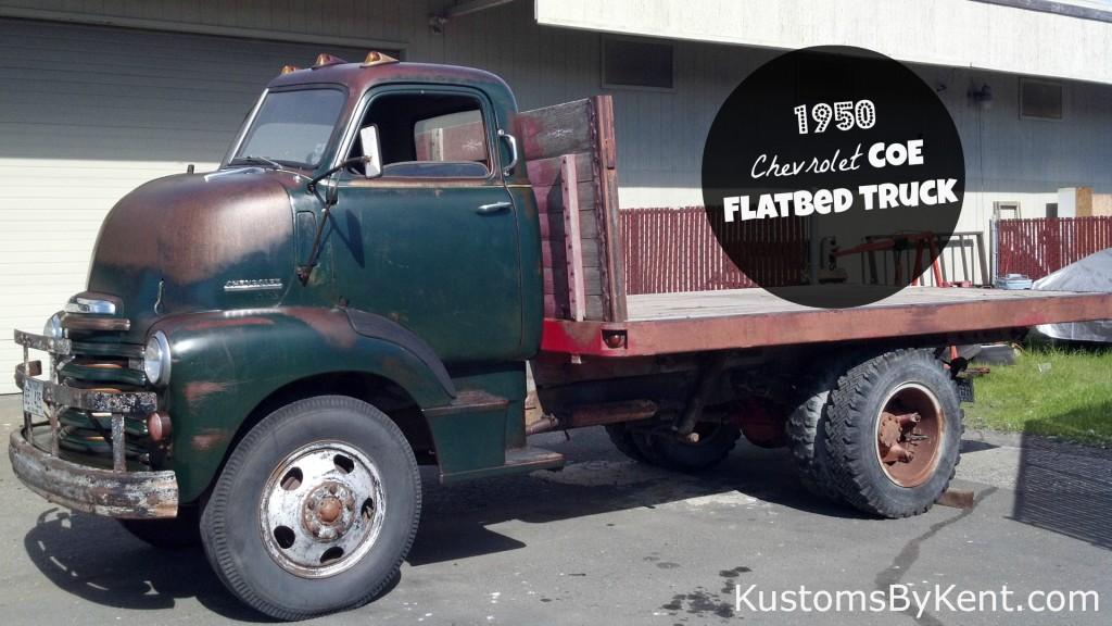 1950 Chevy COE Truck