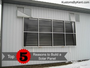Solar Panel Top 5