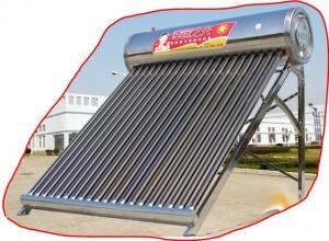 hot water solar panel