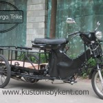 China Cargo Trike