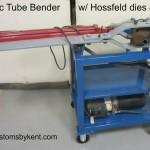 Tube Bender w/ Hossfeld Dies