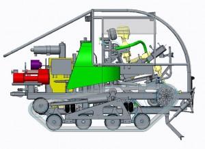 fuel tank side