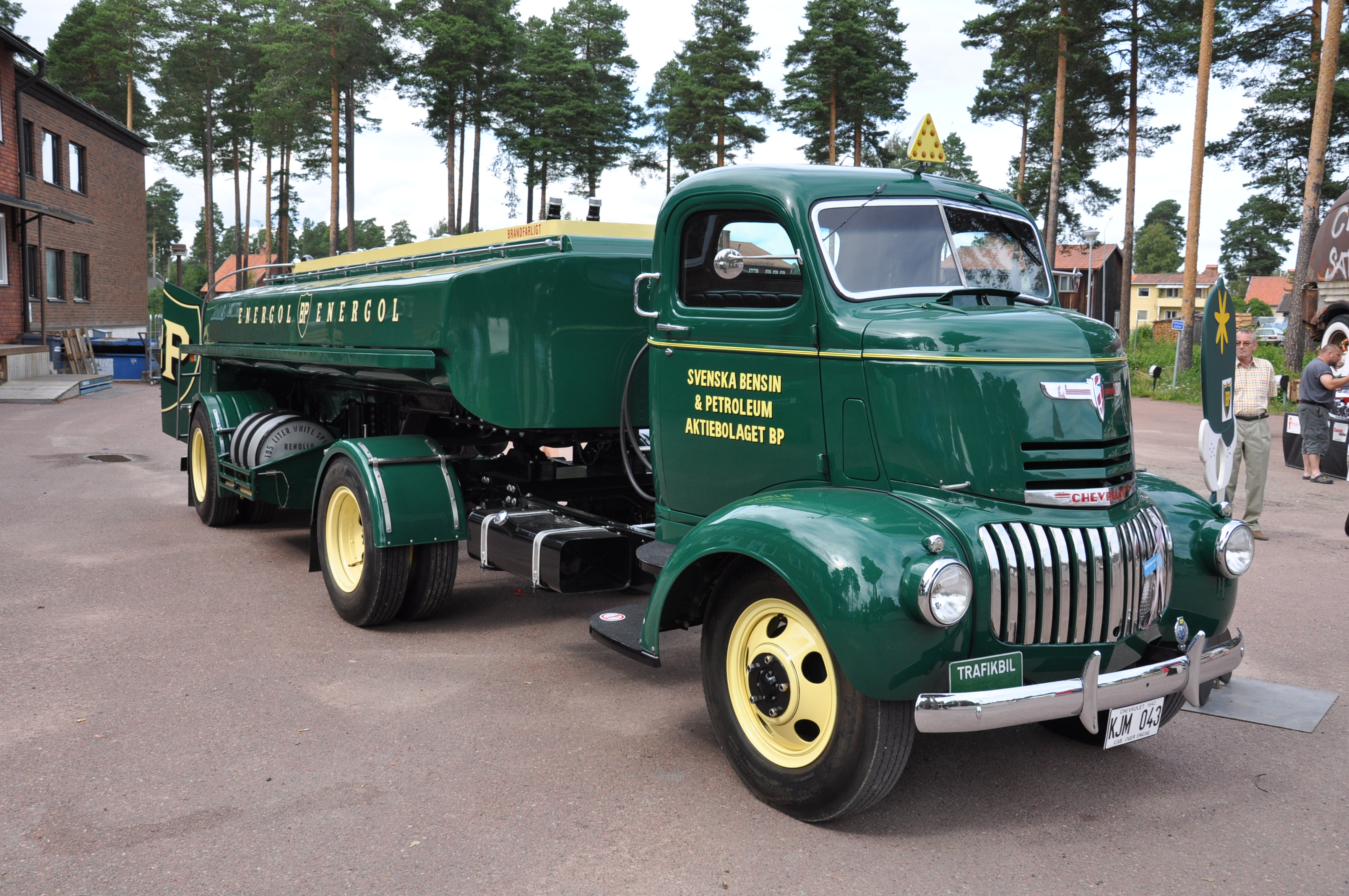 1950 Ford F6 Coe Caboverengine No Bed Commercial Truck 1948 Semi 1946 Tanker