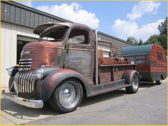 1940 Chevy Truck >> COE Trucks: My Top Favorites - Kustoms by Kent