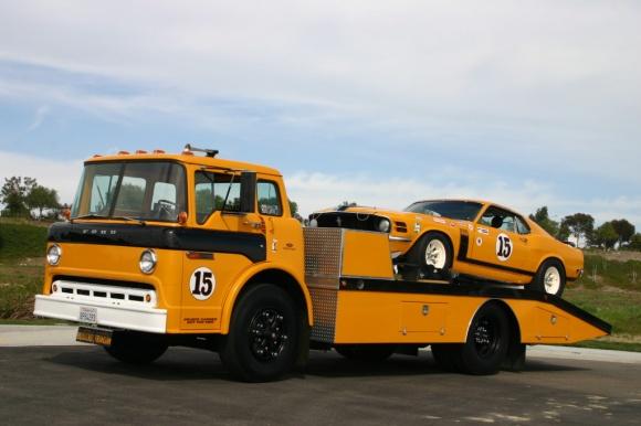 Ford C Cab Race Car