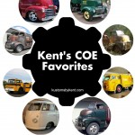 Kent's COE Favorites poster