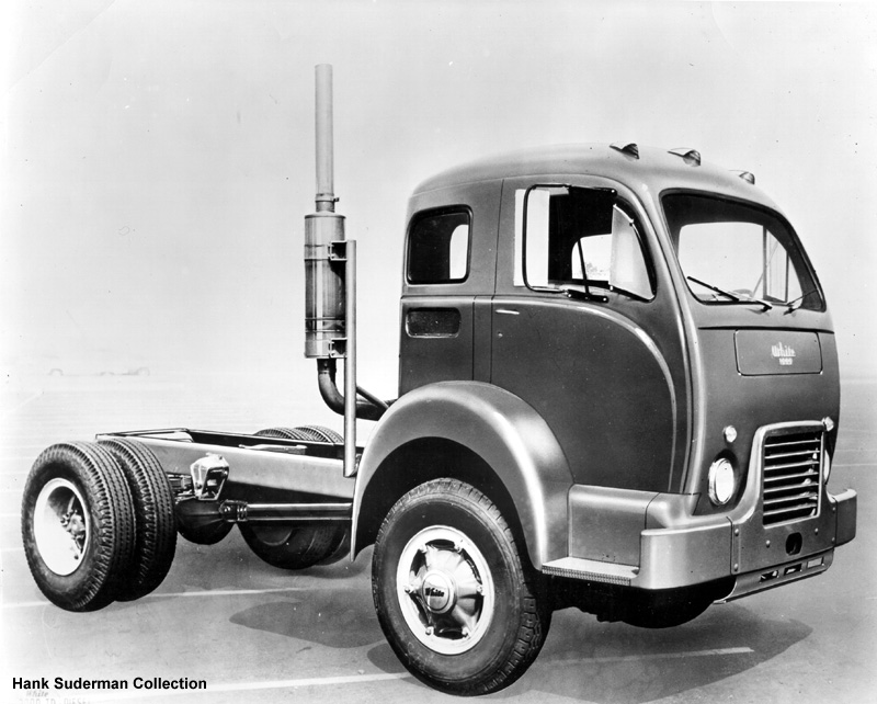 1965 White 4000 Semi Tractor : Coe trucks my top favorites kustoms by kent