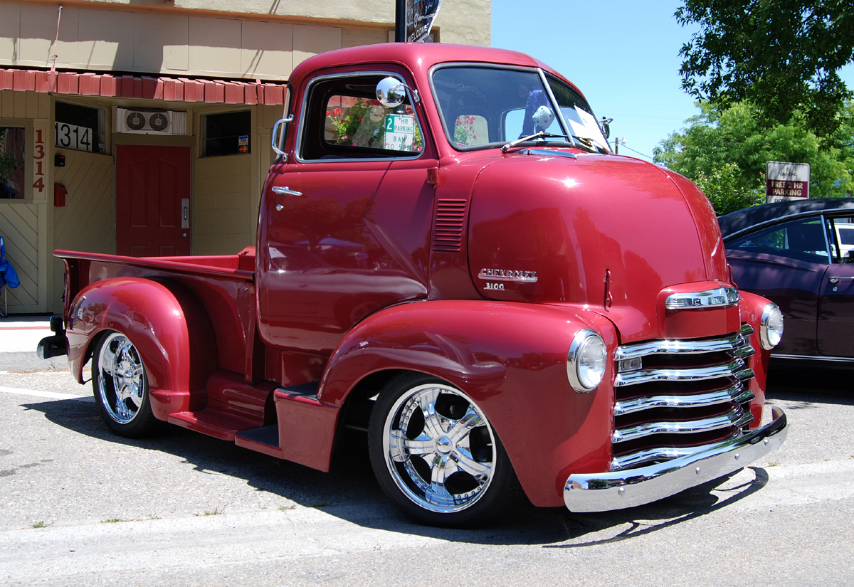 1951 Chevy Truck All New Car Release And Reviews Wiring Coe Trucks My Top Favorites Kustoms By Kent